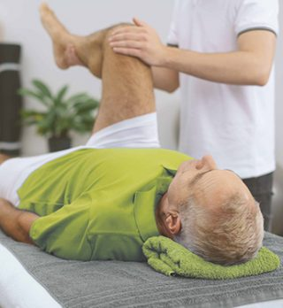 Osteopathie pour personne agée